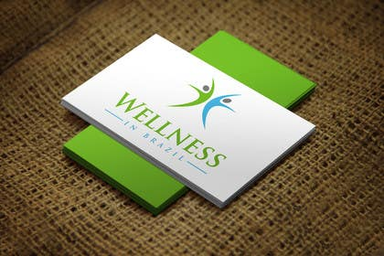 #21 cho Projetar um Logo for WellnessinBrazil bởi billsbrandstudio