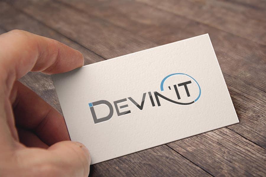 Inscrição nº 213 do Concurso para Logo for Devin'IT!