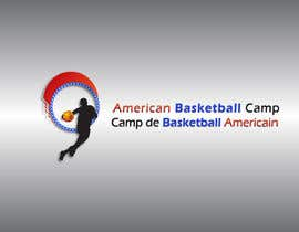 #2 untuk Design a Logo for Basketball Camp in Paris, France -- 2 oleh idburlacu
