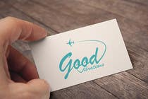 Graphic Design Konkurrenceindlæg #16 for Good Vibrations Travel Logo