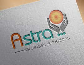 "#28 cho Design a logo for ""Astra Business Solutions"" bởi mv49"