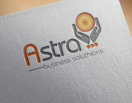 "mv49 tarafından Design a logo for ""Astra Business Solutions"" için no 29"