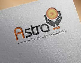"mv49 tarafından Design a logo for ""Astra Business Solutions"" için no 41"