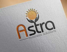 "mv49 tarafından Design a logo for ""Astra Business Solutions"" için no 43"