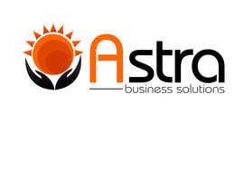 "#56 cho Design a logo for ""Astra Business Solutions"" bởi mv49"
