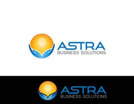 "nº 32 pour Design a logo for ""Astra Business Solutions"" par laniegajete"