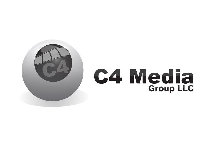 Contest Entry #46 for Logo Design for C4 Media Group LLC