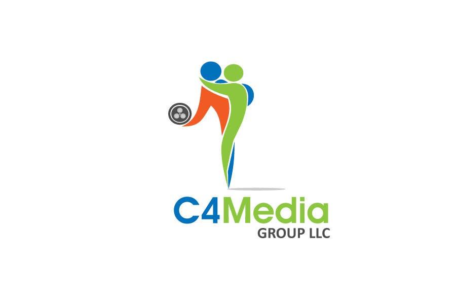 Contest Entry #29 for Logo Design for C4 Media Group LLC