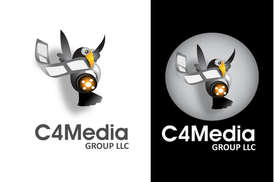 Contest Entry #33 for Logo Design for C4 Media Group LLC