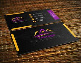 #3 para Design some Business Cards for Real Estate Company por mahiweb123