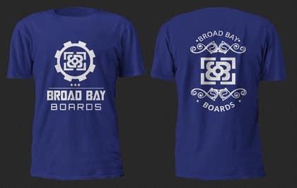 #23 cho Design a T-Shirt for Skateboarding Company bởi murtalawork