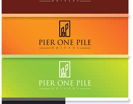 ASHERZZ tarafından Design a Logo for Contractor (Pier One Pile Drivers) için no 9