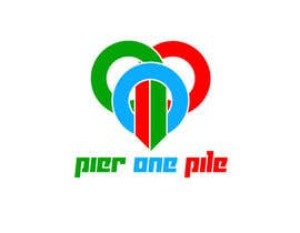 #4 para Design a Logo for Contractor (Pier One Pile Drivers) por dpeter