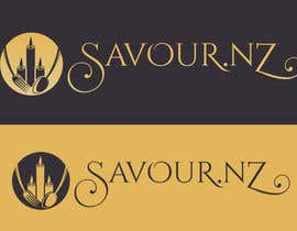 #19 para Logo and Banner for Savour.nz por vladspataroiu