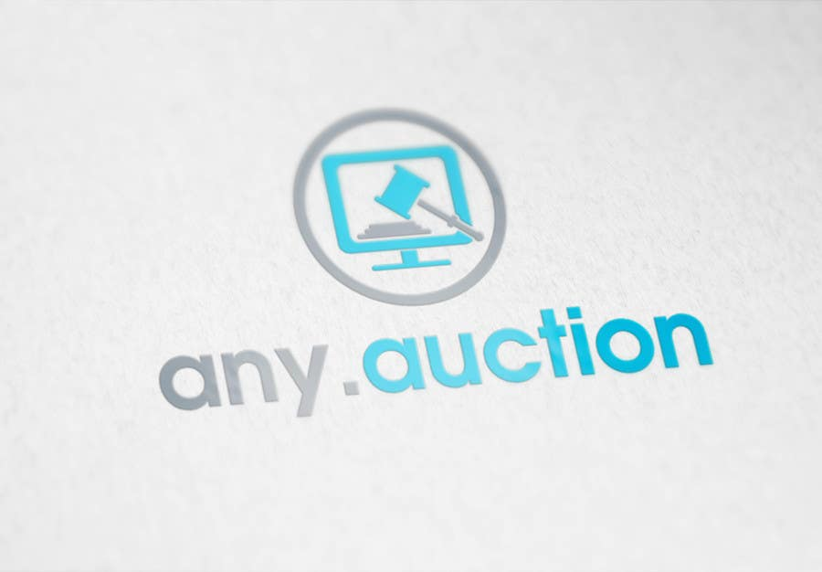 Proposition n°                                        16                                      du concours                                         Design a logo for an online auction website