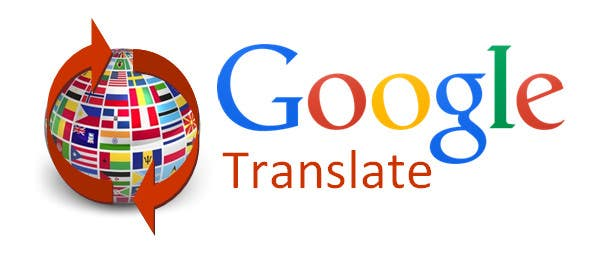 Contest Entry #                                        22                                      for                                         Design Icon 100*25 showing google Translate, easy job