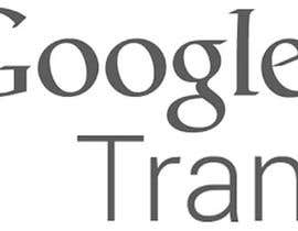 #19 para Design Icon 100*25 showing google Translate, easy job por vntkshp