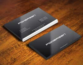 #12 cho Design Business Card and some Stationery for PowerGen bởi gohardecent