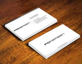 #49 cho Design Business Card and some Stationery for PowerGen bởi gohardecent