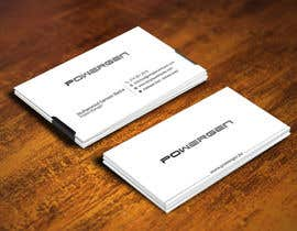 #50 cho Design Business Card and some Stationery for PowerGen bởi gohardecent