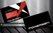 Graphic Design Contest Entry #19 for Design Business Card and some Stationery for PowerGen