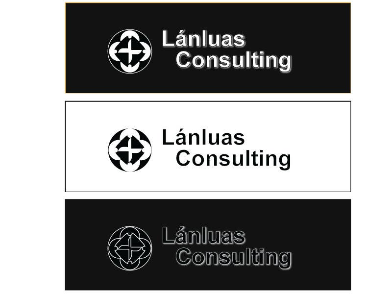 Konkurrenceindlæg #                                        52                                      for                                         Design a Logo for Lánluas Consulting