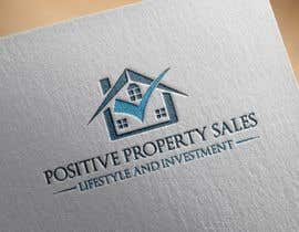 #32 for Design a Logo for Positive Property Sales (positivepropertysales.com) af Sameena22alavi