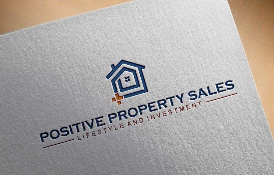 Proposition n°                                        30                                      du concours                                         Design a Logo for Positive Property Sales (positivepropertysales.com)
