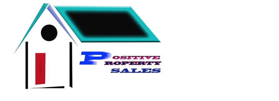 Proposition n°                                        60                                      du concours                                         Design a Logo for Positive Property Sales (positivepropertysales.com)