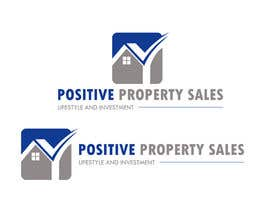 #61 for Design a Logo for Positive Property Sales (positivepropertysales.com) af kmsinfotech
