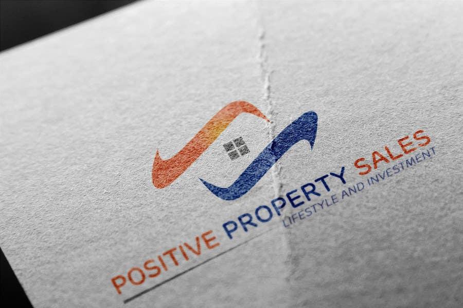 Konkurrenceindlæg #                                        65                                      for                                         Design a Logo for Positive Property Sales (positivepropertysales.com)