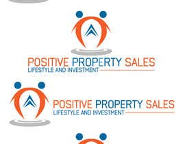 #66 for Design a Logo for Positive Property Sales (positivepropertysales.com) af kmsinfotech