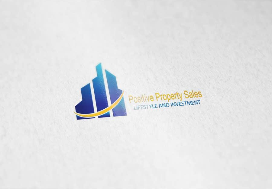 Proposition n°                                        59                                      du concours                                         Design a Logo for Positive Property Sales (positivepropertysales.com)