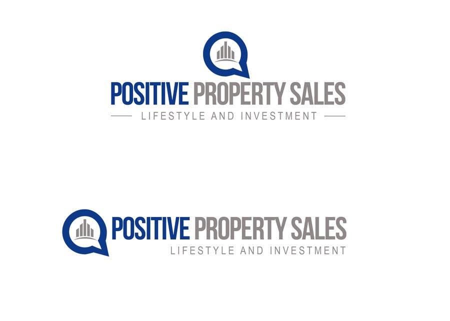 Proposition n°                                        56                                      du concours                                         Design a Logo for Positive Property Sales (positivepropertysales.com)