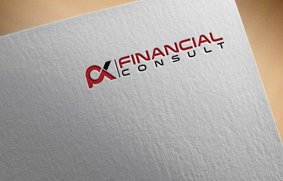 "Contest Entry #3 for Design Logo and Business Cards for ""PK Financial Consult"""