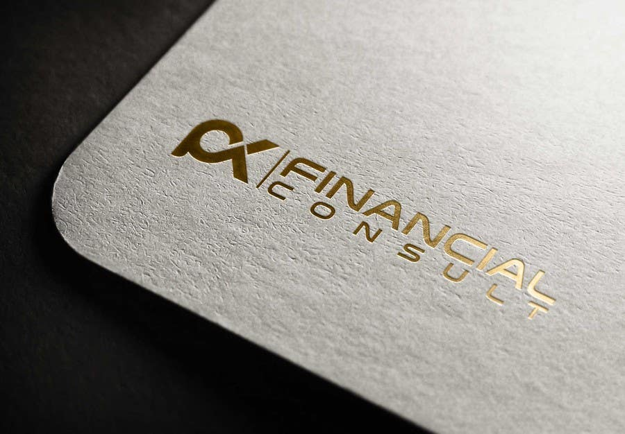 """Contest Entry #                                        4                                      for                                         Design Logo and Business Cards for """"PK Financial Consult"""""""