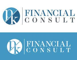 "#49 for Design Logo and Business Cards for ""PK Financial Consult"" by vladspataroiu"