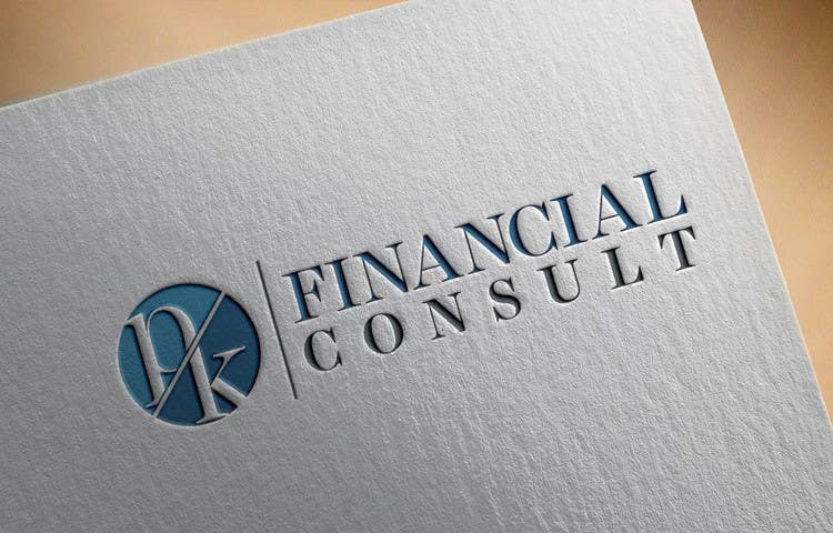 "Contest Entry #                                        50                                      for                                         Design Logo and Business Cards for ""PK Financial Consult"""