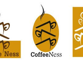 #103 for Design a logo for a Coffebar af aarpum18