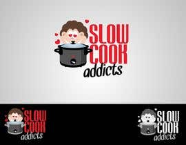 "#19 untuk Design a Logo for ""Slow Cook Addicts"" oleh Attebasile"