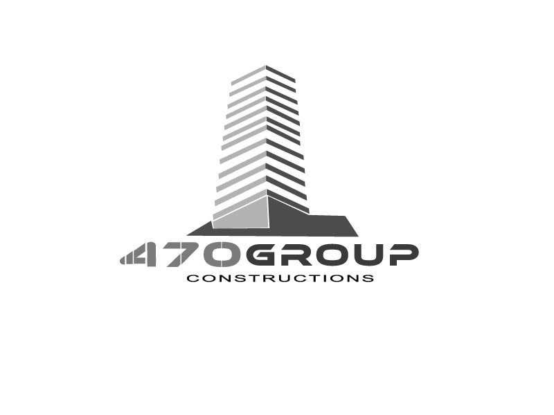 Kilpailutyö #27 kilpailussa Design a Logo for 470 group
