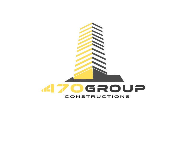 Kilpailutyö #28 kilpailussa Design a Logo for 470 group