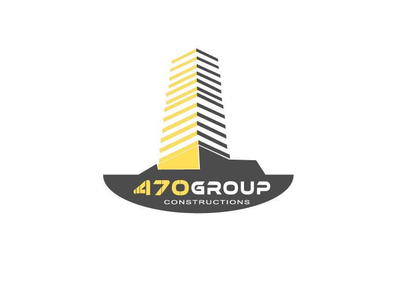 Kilpailutyö #29 kilpailussa Design a Logo for 470 group