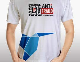 #48 for Design a T-Shirt for Freelancer.com's Anti Fraud Team af sidra24