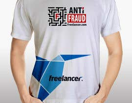 #49 cho Design a T-Shirt for Freelancer.com's Anti Fraud Team bởi sidra24
