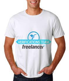 #8 cho Design a T-Shirt for Freelancer.com's Verifications Team bởi ekanshnigam