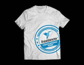 #32 for Design a T-Shirt for Freelancer.com's Verifications Team af patlau