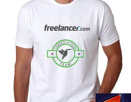 #6 for Design a T-Shirt for Freelancer.com's Verifications Team af freshstyla