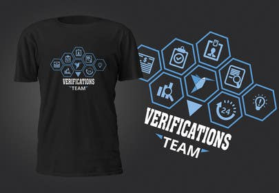 #18 cho Design a T-Shirt for Freelancer.com's Verifications Team bởi murtalawork