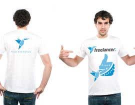 Nro 29 kilpailuun Design a T-Shirt for Freelancer.com's Trust and Safety Team käyttäjältä graphicscreative